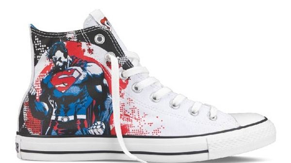 Convere Chuck Taylor All Star  Superman Sneaker 2011 1