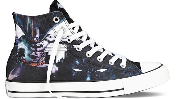 Converse All Star Chuck Taylor Batman 2014