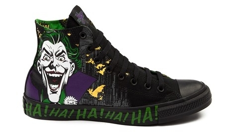 Converse All Star Chuck Taylor The Joker 2013