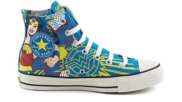 Converse All Star Chuck Taylor Wonder Woman Fall Winter 2013 1