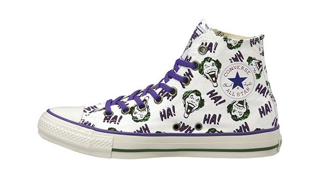 Converse All Star Chuck Taylor the Joker Spring 2013