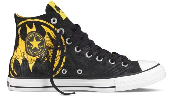 Converse  Chuck Taylor All Star  Batman Fall Winter 2011