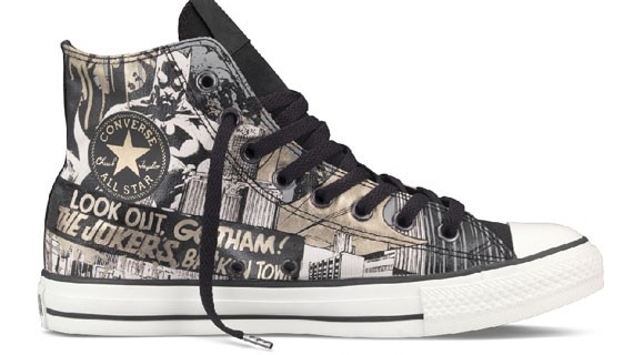 Converse Chuck Taylor All Star  Comics Fall Winter 2011 3