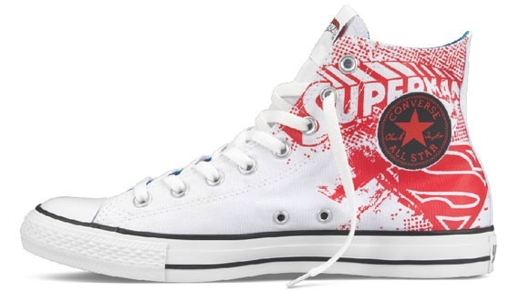 Converse  Chuck Taylor All Star  Superman Sneaker 2011