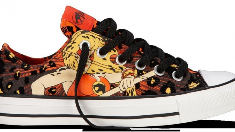 Converse Chuck Taylor  Batgirl DC Comics Fall Winter 2012