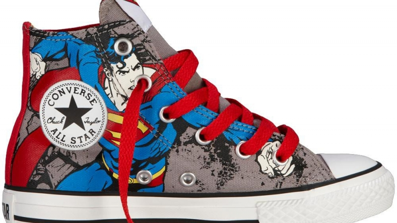 Converse Chuck Taylor DC Comics Superman 2012 Fall Winter