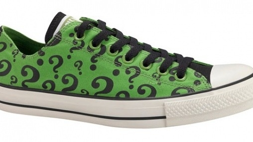 Converse Chuck Taylor The Riddler 2012 Fall Winter