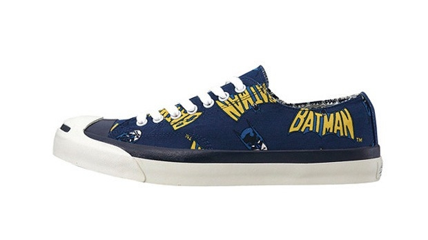 Converse Jack Purcell Batman Spring 2013