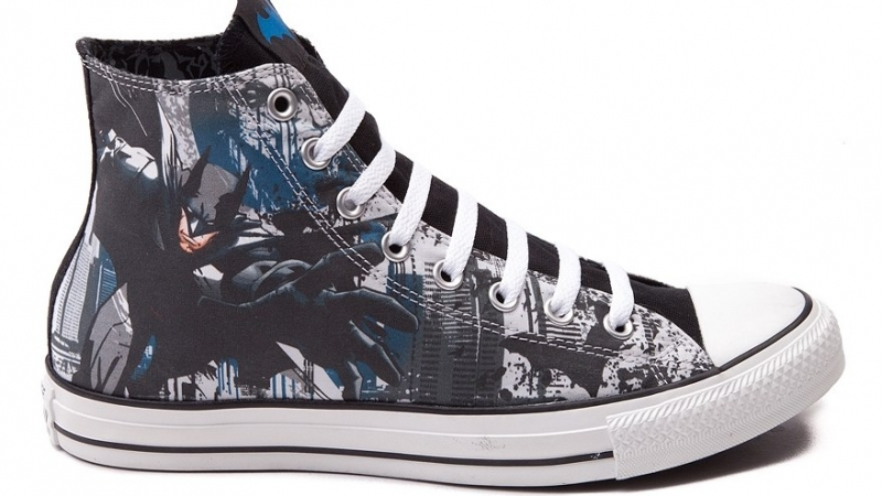 Batman Converse Shoes Mens Size