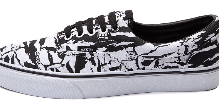 Star Wars Vans Shoes Stormtroopers fall 2014