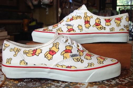 vans shoes disney adult