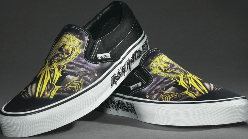 Mens Heavy Metal Shoes