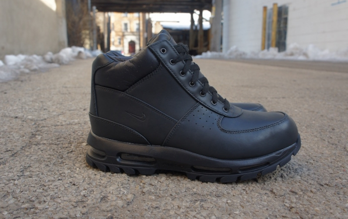 Nike Air Max Goadome black Boots sale