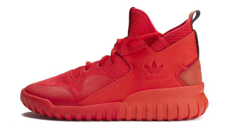 Adidas Tubular X Triple Red