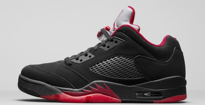Air Jordan Retro 5 Low Alternate