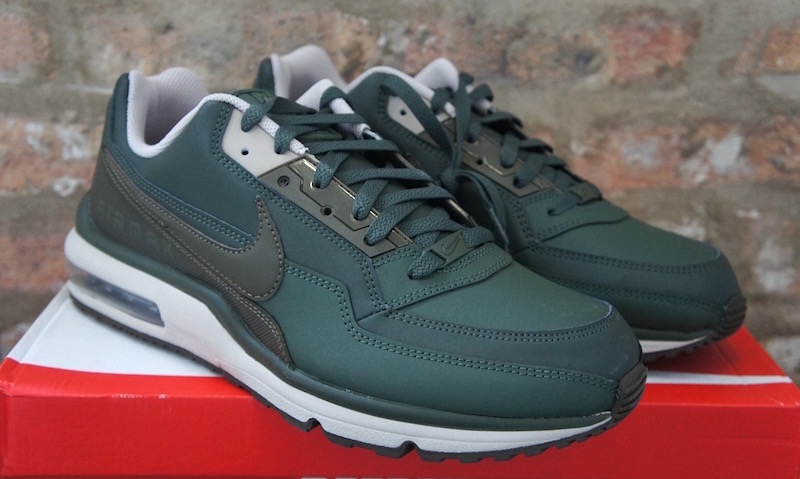 air max ltd green