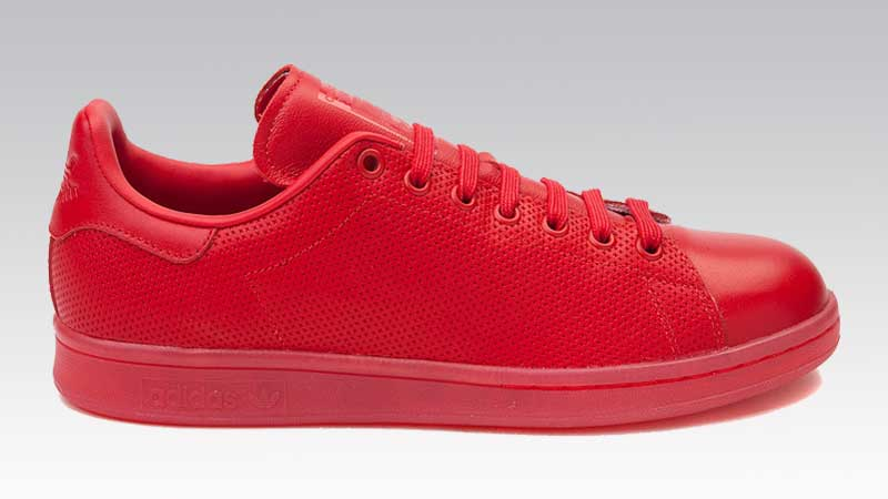 adidas stan smith classic red