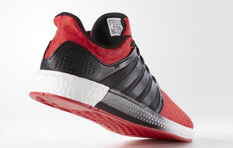 Adidas Solar Boost Running Shoes Red Black Sale 60
