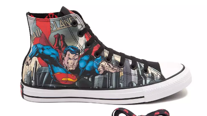 Converse Superman DC Comics 154875C