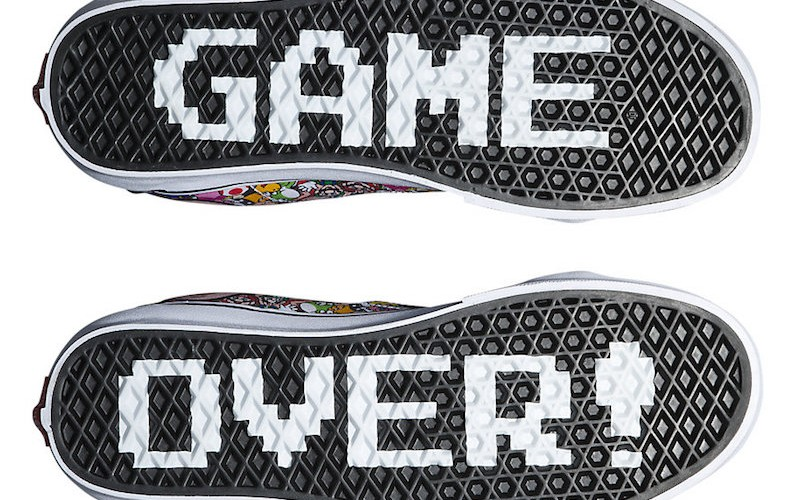 Vans Game Over Shoes