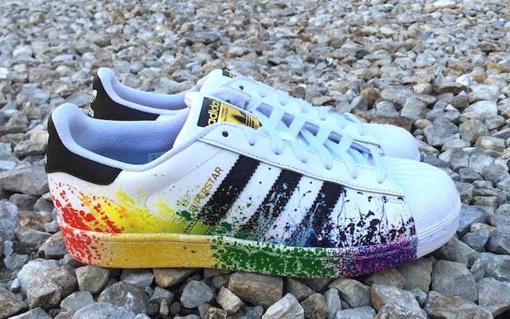 Nike Pride Shoes