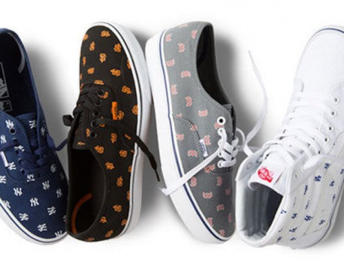 Vans & MLB Collection All Star Game Collection