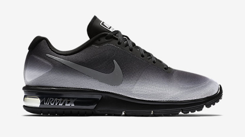 Nike Air Max Sequent White Running Shoes Price