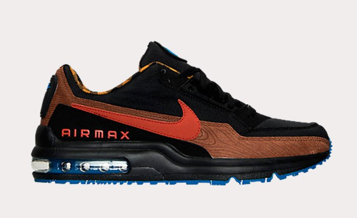 Nike Air Max LTD Black Cognac Sale