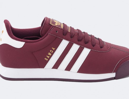 adidas Originals Samoa Burgundy