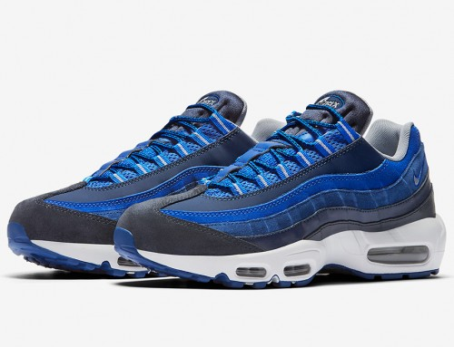 Nike Air Max 95 All Blue
