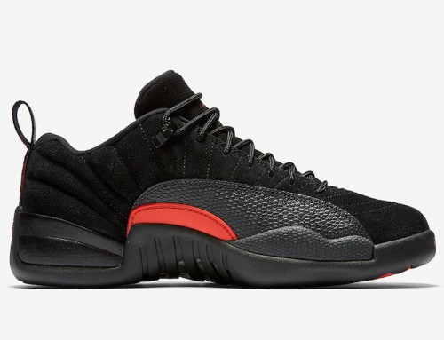 "Air Jordan 12 Low ""Max Orange"""