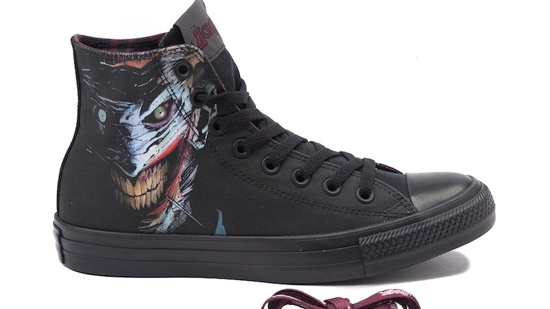Converse DC Comics The Joker 2017 156983C