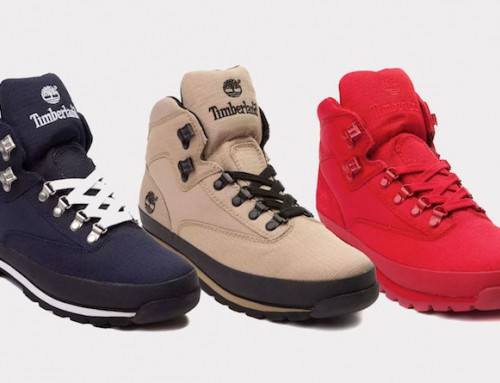 Timberland Euro Hiker Boot Sale $79.99