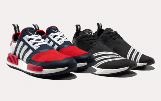 adidas x White Mountaineering Shoes Collection 2017