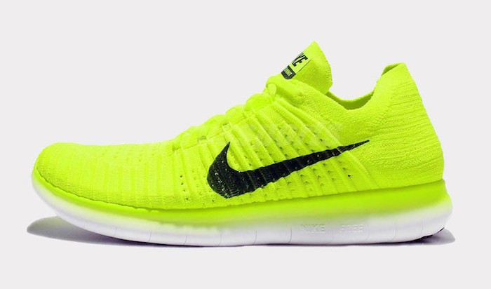 Nike Free RN Flyknit Running Shoes Sale