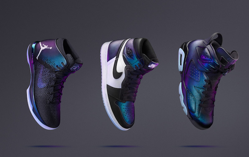 on sale cf253 50994 Air Jordan Gotta Shine Collection For All Star Week-End ...