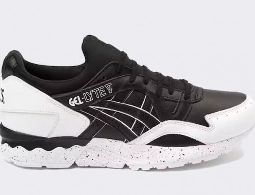 Asics Gel Lyte V Black & White Sale $69.99