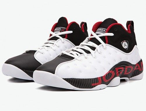 Air Jordan Jumpman Team 2 White Red Sale $79.98