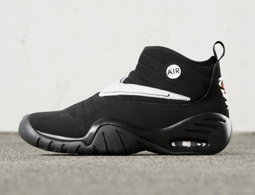 Nike Air Shake Ndestrukt Is Finally Back