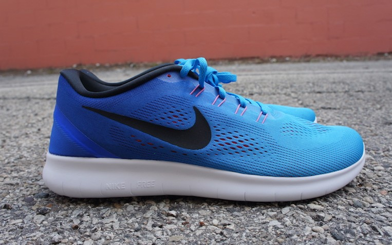 Nike Free RN Review 2016 side