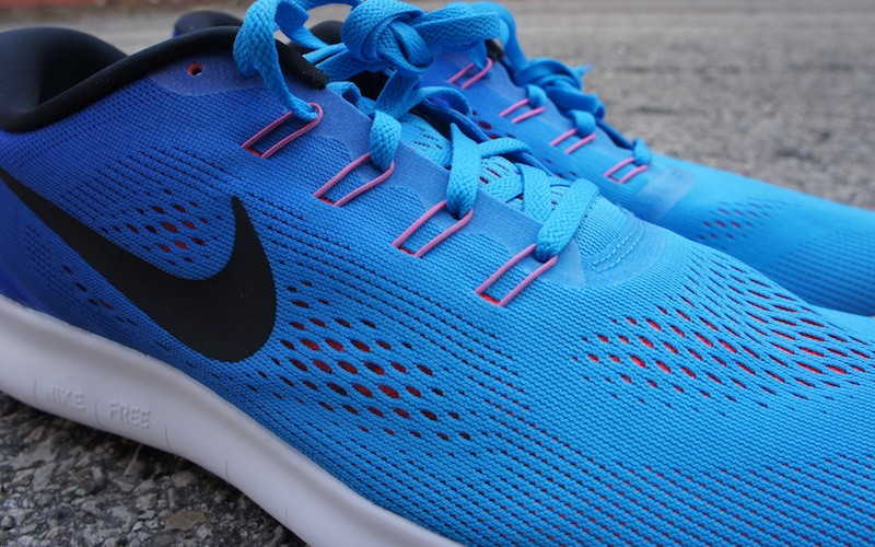 Nike Free RN Review 2016 close up