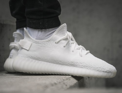 "adidas Yeezy Boost 350 V2 ""Cream White"""
