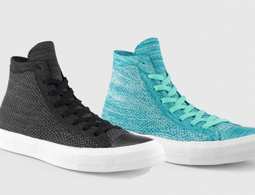 The Ultimate Converse Chuck Taylor Hi Top Featuring Flyknit is here