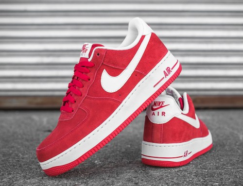 Nike Air Force 1 Suede Pack Sale $69.98