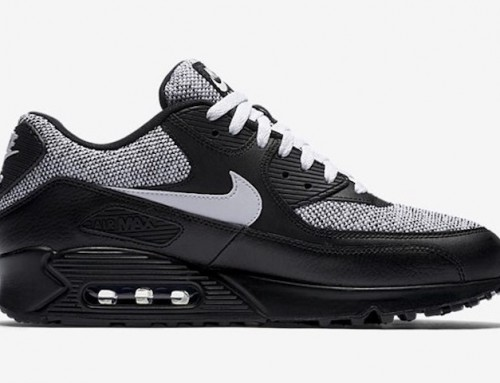 Nike Air Max 90 Essential Just Added A Black/Gray Version