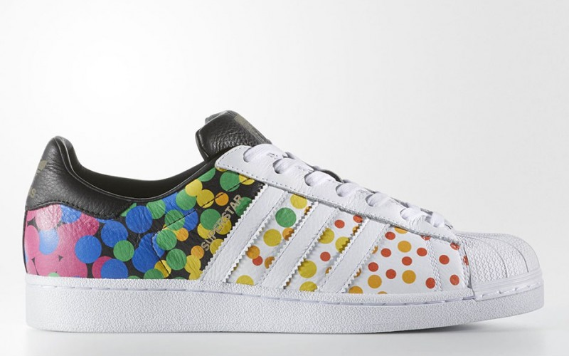 Adidas Superstar Shoes Colors