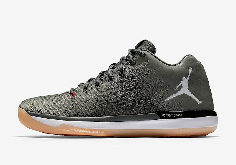 5261e4b1ce31e8 Now Available - Air Jordan XXXI Low  Camo  - Soleracks