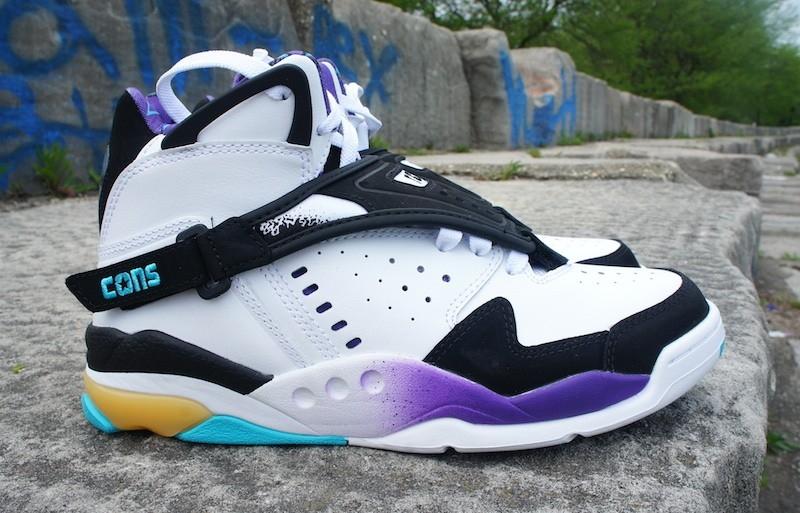 4803d0e649c371 Converse Aero Jam Basketball Shoes - Soleracks