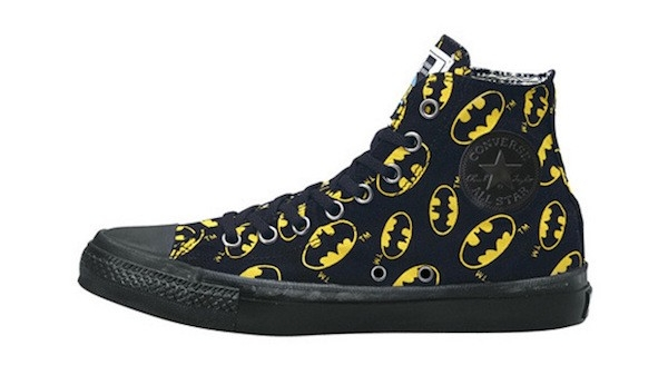 Batman shoes vans