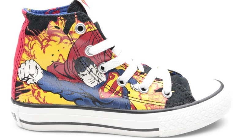Converse All Star Chuck Taylor Superman Fall Winter 2013